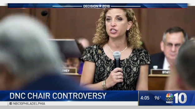 Former DNC Chair Booed In Wake Of Leaked Emails