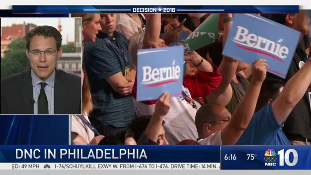 MSNBC's Steve Kornacki Weighs in on DNC