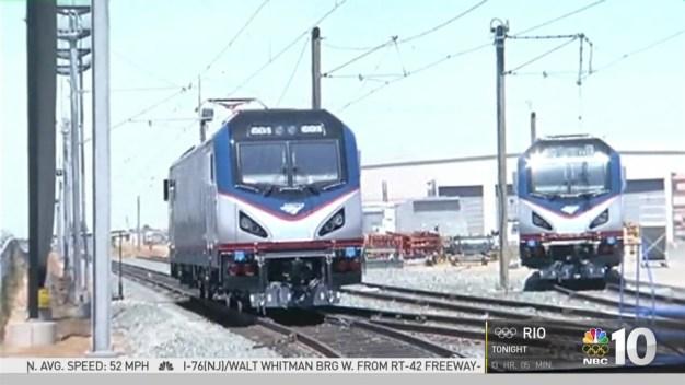 Amtrak Reduces Delays