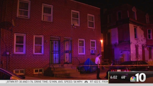 Shooting Wounds Man in Grays Ferry