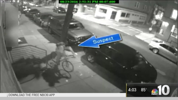 New Video Shows Suspect On Bike Groping Women