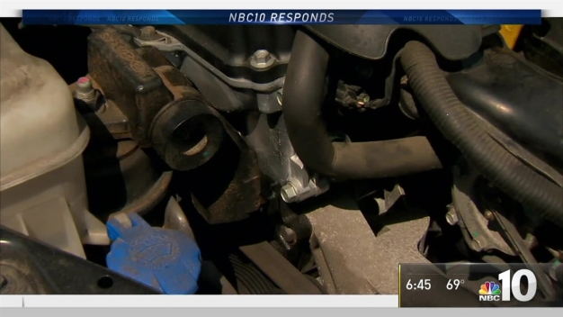 NBC10 Responds: Car Repair Trouble