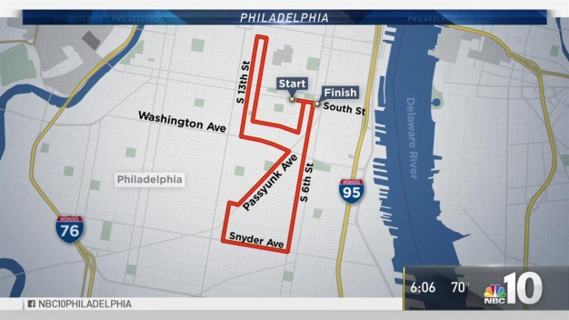 Nearly 5,000 Runners Ready to Step Off for Philly 10K