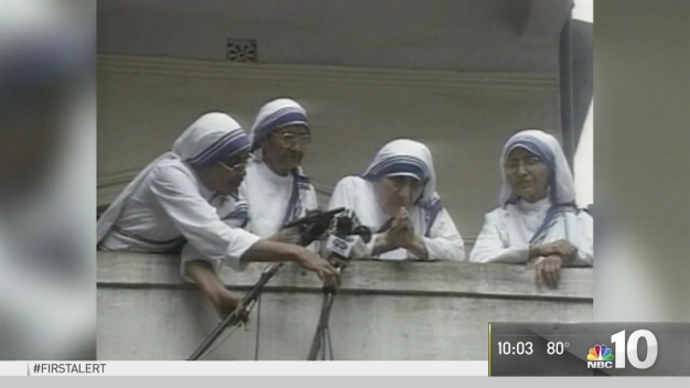 NJ Priest Plans Pilgrimage for Mother Teresa Canonization