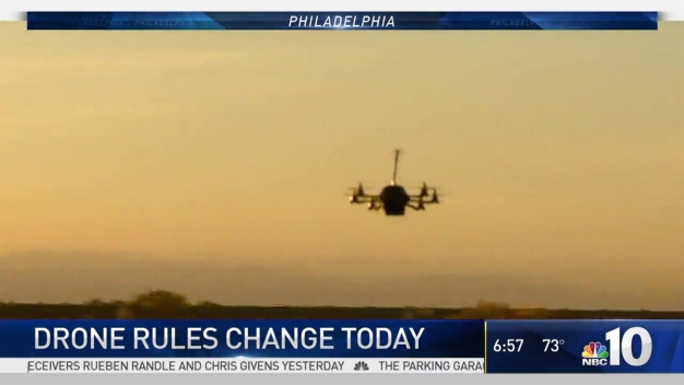 Drone Rules Change