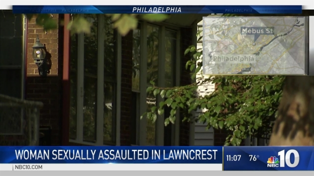 Woman Sexually Assaulted in Lawncrest