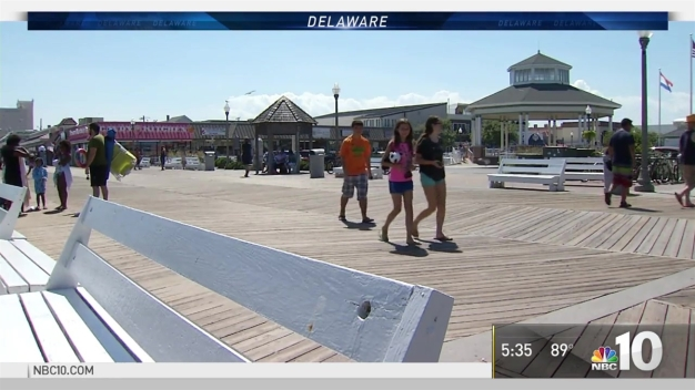 Delaware Beaches Ready for Busy Weekend