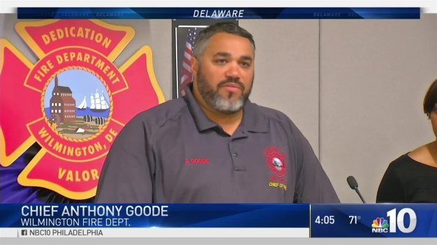 Cause of Wilmington Fire That Killed Two Firemen Unknown