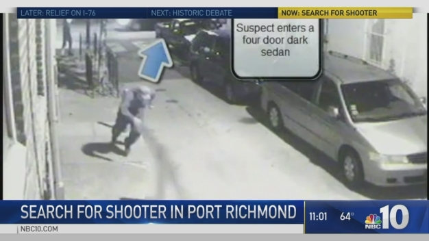 Police Search for Robbery Suspect Who Shot A Man in Port Richmond