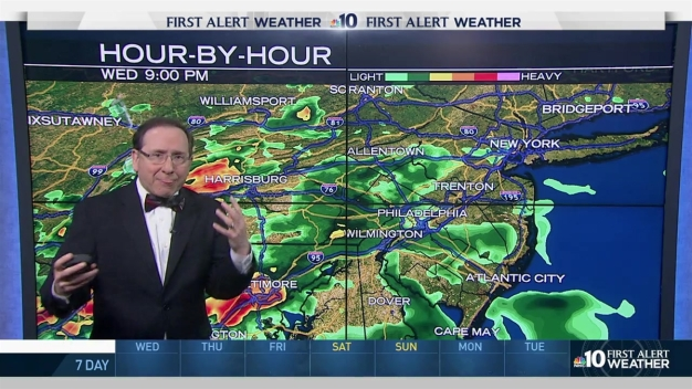 First Alert Neighborhood Weather: Rainy End to the Week