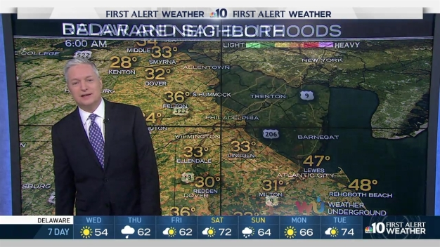 NBC10 First Alert Weather: Cold Start