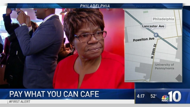 New Pay What You Can Café in Powelton Village
