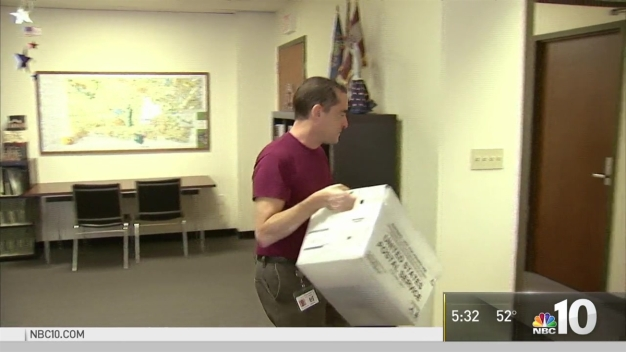 Absentee Ballots Missing in Montgomery County