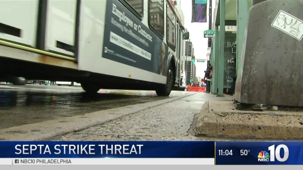 SEPTA City Commuters Brace for Possible Strike in Philly