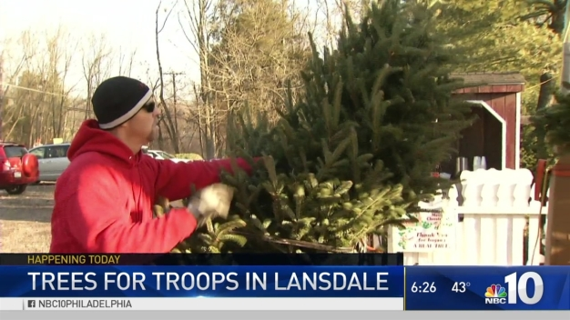 Trees for Troops in Lansdale
