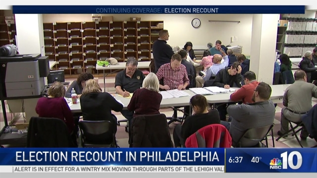 Election Recount Results to Be Revealed