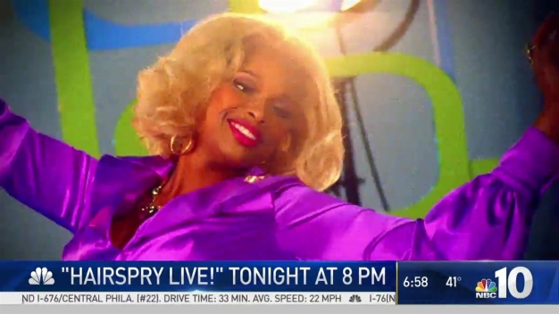 'Hairspray Live!' Right Here on NBC10