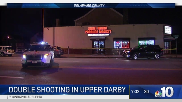 Double Shooting Investigation Continues in Upper Darby
