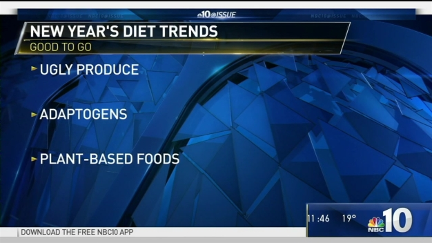 NBC10 @Issue: New Year, New Diet Trends