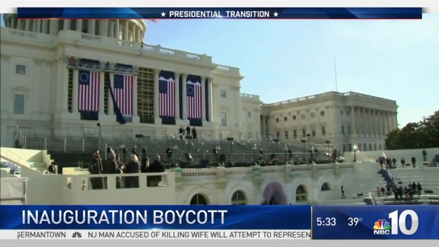 Protests, Boycotts on Inauguration Day