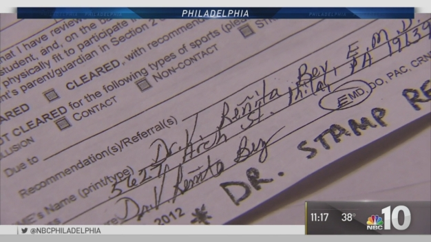 Fake Doctor Performs Physicals on Philly Students