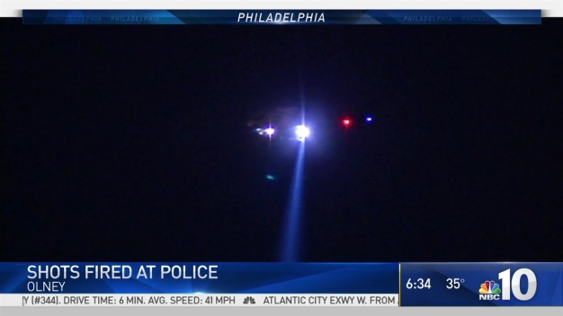 Someone Opens Fire at Philadelphia Police