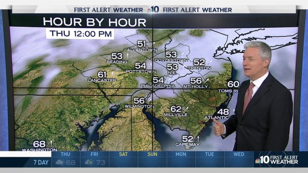 NBC10 First Alert Weather: Heavy Fog