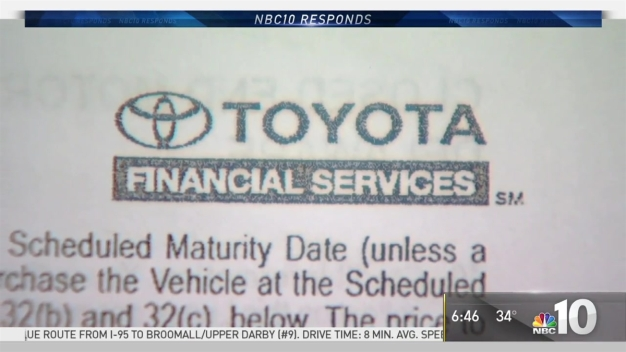 NBC10 Responds: Car Payments After Death