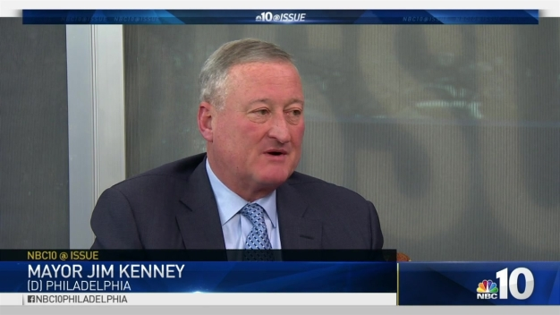 NBC10 @Issue: Philly Mayor Talks Budget