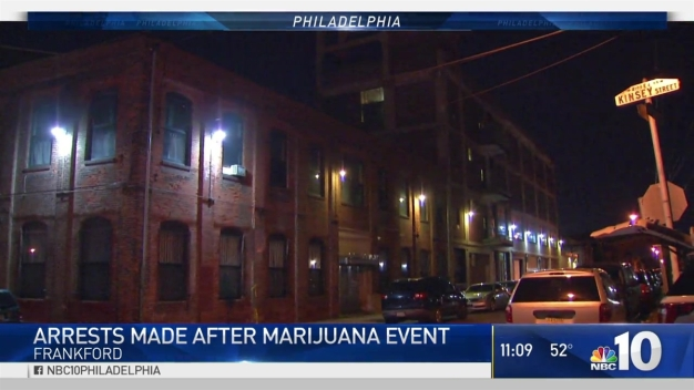 "22 Arrests Made at ""Philly Smoke Session"""