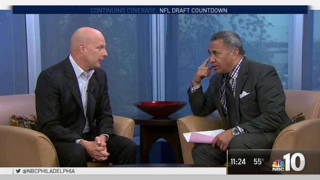 Eagles Insider David Spadaro Talks NFL Draft