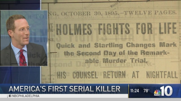 NBC10's Investigation Into America's 1st Serial Killer