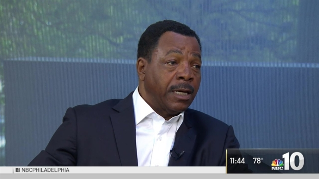 Carl Weathers Returns to Philly, Talks 'Apollo Creed' & NFL Draft