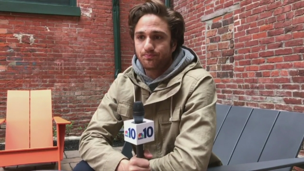 Star of 'Americano' Speaks to NBC10