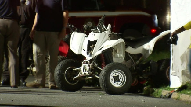 2 Dead After 2 ATVs Crash in Chester
