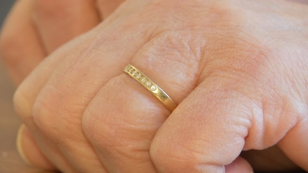NJ Woman's Flushed Wedding Ring Turns Up 9 Years Later