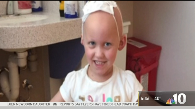 Girl's Dream Lives on After Cancer Death