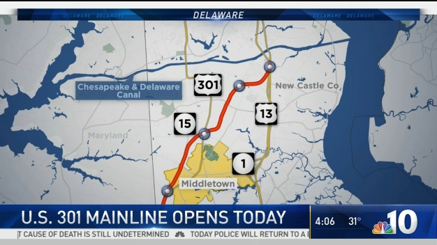 An Easier Time Getting on I-95 in Delaware