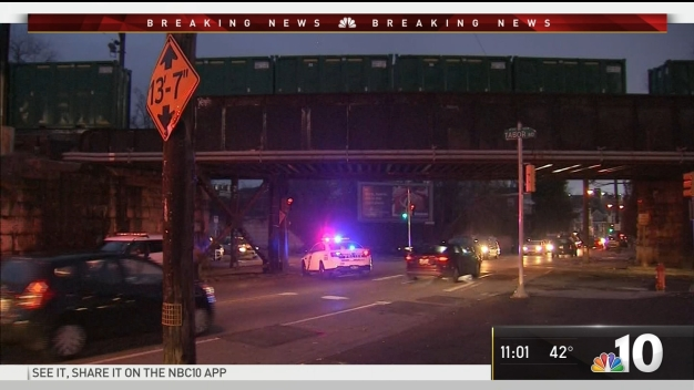 Young Person Struck, Killed by Train in Philadelphia