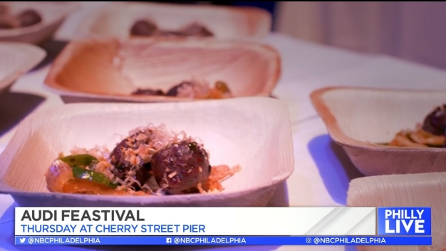 Food and Art Combine at the 10th Annual Audi Feastival