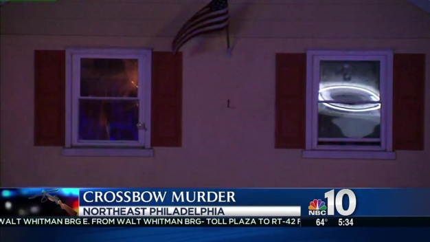 Man Shoots Girlfriend with Crossbow, Killing Her: Police