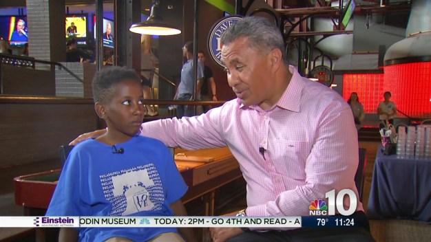 Wednesday's Child: Meet Samej