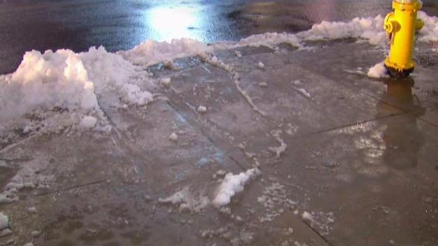 Slushy Roads, Icy Sidewalks: February Weather Roller Coaster