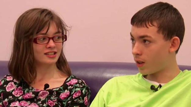 Wednesday's Child: Alexis and Stephen