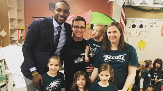 Letter From Small Girl to Alshon Jeffery Has Adorable Ending