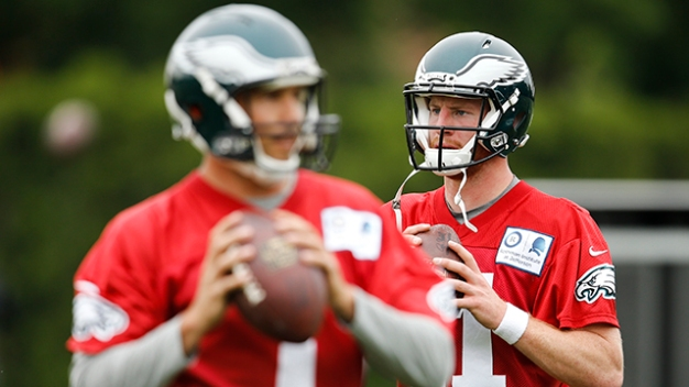 Eagles Training Camp Kicks Off