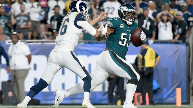 Bittersweet: 10 Observations of the Eagles' Win Over Rams