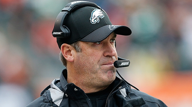 'Not Everybody' Played Hard in Eagles' Loss: Coach