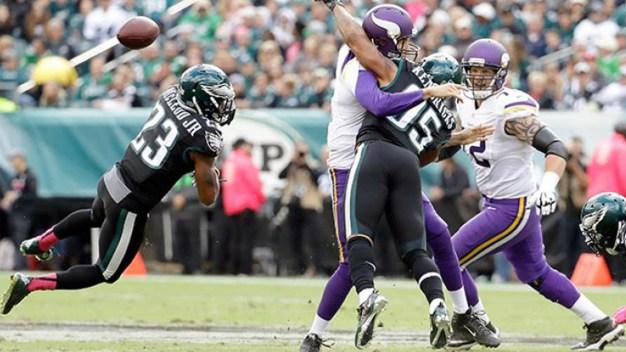 Eagles Defense Dominates in Win Over Vikings