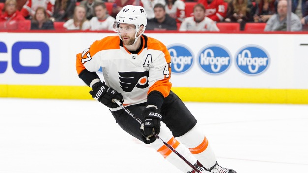 Flyers Should Have Been More Patient With Andrew MacDonald's Recovery From Lower-body Injury